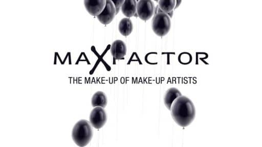 3D Balloon Animation for Maxfactor