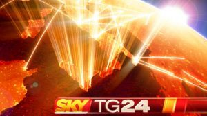 Motion Graphics for Sky