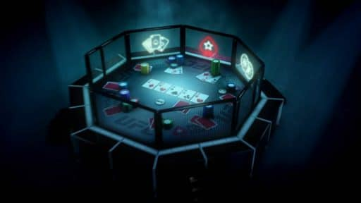 3D Animation for Pokerstars UFC Collaboration